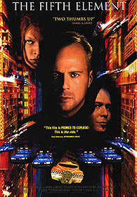 The Fifth Element sound clips