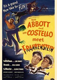 Abbott and Costello Meet Frankenstein sound clips