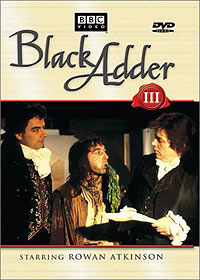 Black Adder II sound clips