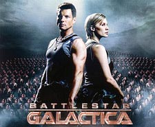 Battlestar Galactica sound clips