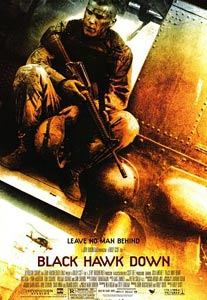 Black Hawk Down sound clips