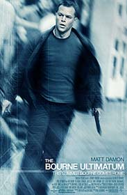 The Bourne Ultimatum sound clips