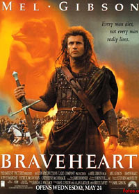 Braveheart sound clips