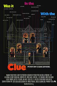 Clue sound clips