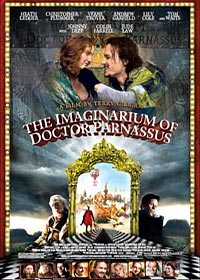 The Imaginarium of Doctor Parnassus sound clips