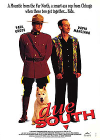 Due South sound clips