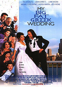 My Big Fat Greek Wedding sound clips