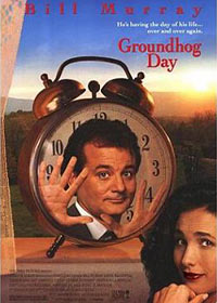 GroundHog Day sound clips