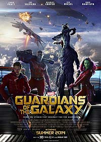 Guardians of the Galaxy sound clips