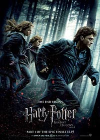 Harry Potter and the Deathly Hallows - Part 1 sound clips