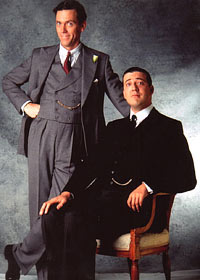 Jeeves and Wooster sound clips