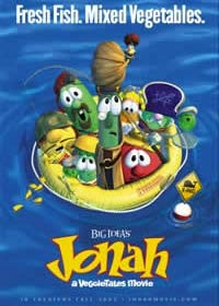 Jonah - A VeggieTales Movie sound clips