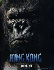 King Kong (2005) sound clips