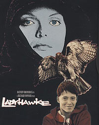 Ladyhawke sound clips
