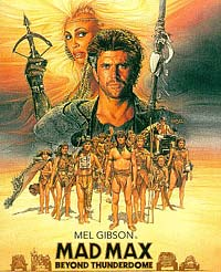 Mad Max Beyond Thunderdome sound clips