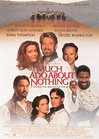 Much Ado About Nothing sound clips