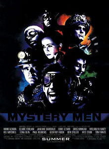 Mystery Men sound clips