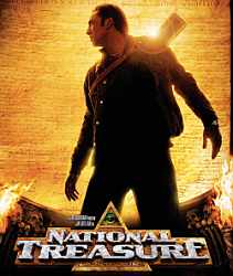 National Treasure sound clips