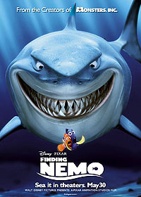 Finding Nemo sound clips