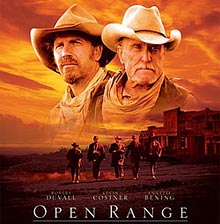 Open Range sound clips