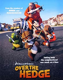 Over the Hedge sound clips