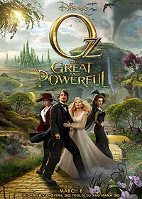 Oz the Great and Powerful sound clips