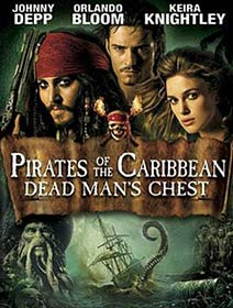 Pirates of the Caribbean - Dead Man's Chest sound clips