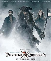 Pirates of the Caribbean - At World's End sound clips