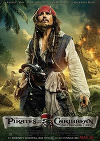 Pirates of the Caribbean - On Stranger Tides sound clips
