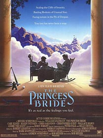The Princess Bride sound clips