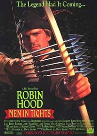Robin Hood - Men in Tights sound clips