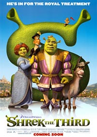 Shrek the Third (3) sound clips