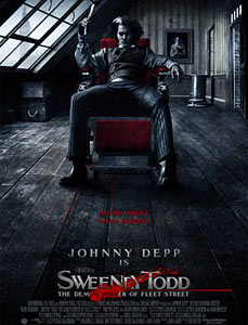 Sweeney Todd - The Demon Barber of Fleet Street sound clips