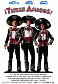 Three Amigos sound clips