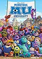 Monsters University sound clips