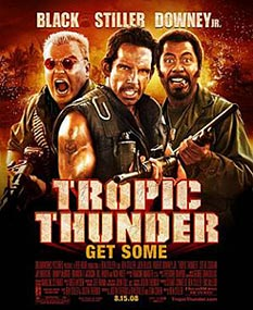 Tropic Thunder sound clips
