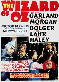 The Wizard of Oz sound clips