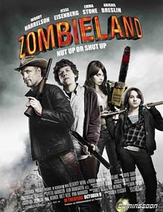 Zombieland sound clips